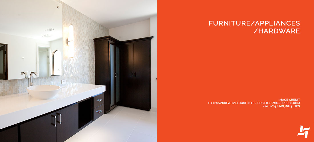 Furniture/Appliances/Hardware