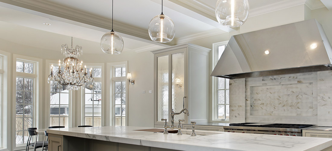 Modern and Classic Kitchen Lighting