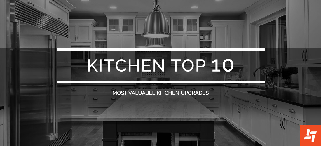 Top 10 Kitchen upgrades you must consider when doing your next kitchen renovation