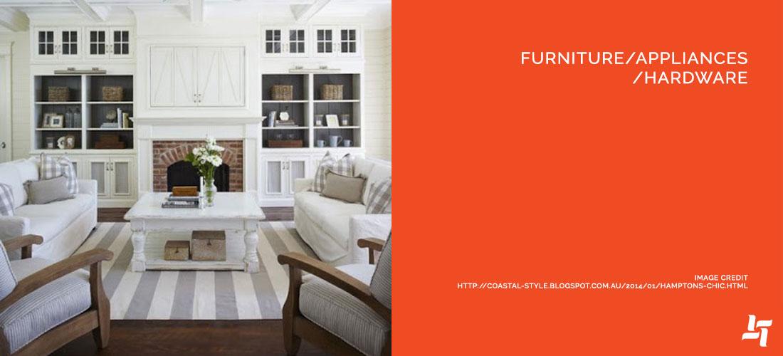 furniture appliances hardware