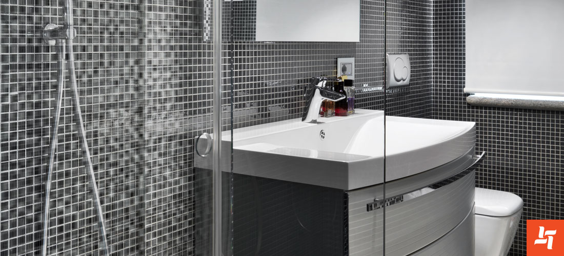 Bathroom Tiles and Counters