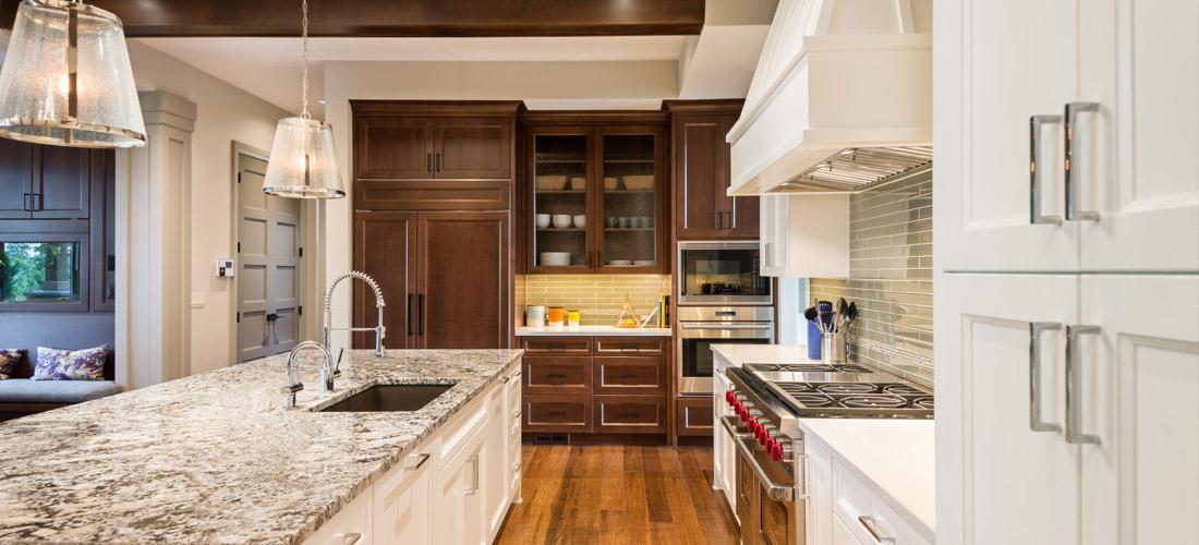 Modern Kitchen Island