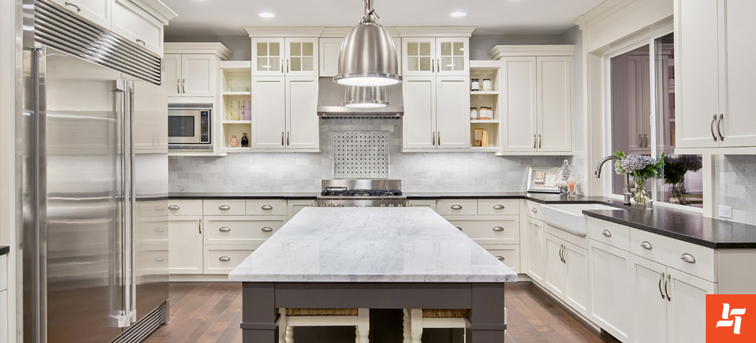 Kitchen Islands and Countertops